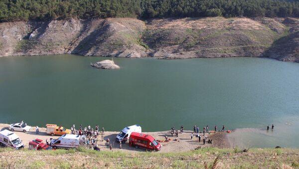 Amasya, baraj gölü - Sputnik Türkiye