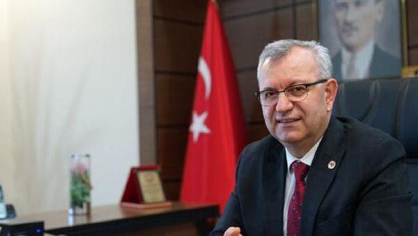 Keşan Belediye Başkanı Mustafa Helvacıoğlu - Sputnik Türkiye