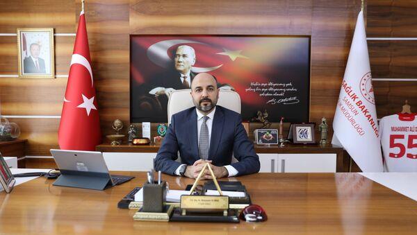 Samsun Sağlık İl Müdürü Muhammet Ali Oruç - Sputnik Türkiye