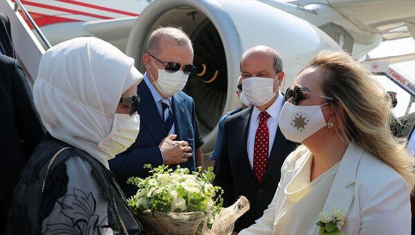 Erdoğan - Tatar - Sputnik Türkiye