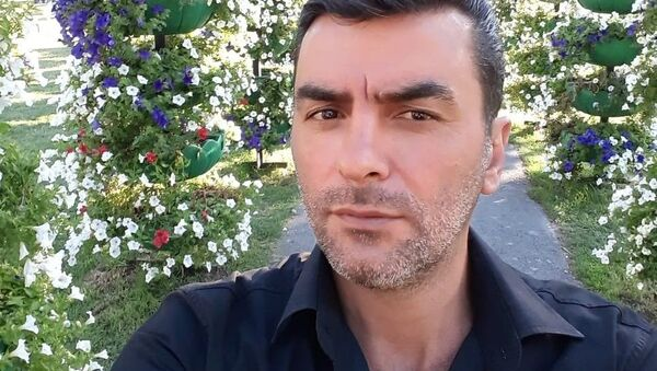Birlikte yaşadığı kadını darbeden erkek, komşusu tarafından öldürüldü - Sputnik Türkiye