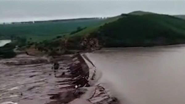 Çin'in İç Moğolistan bölgesinde iki baraj çöktü - Sputnik Türkiye