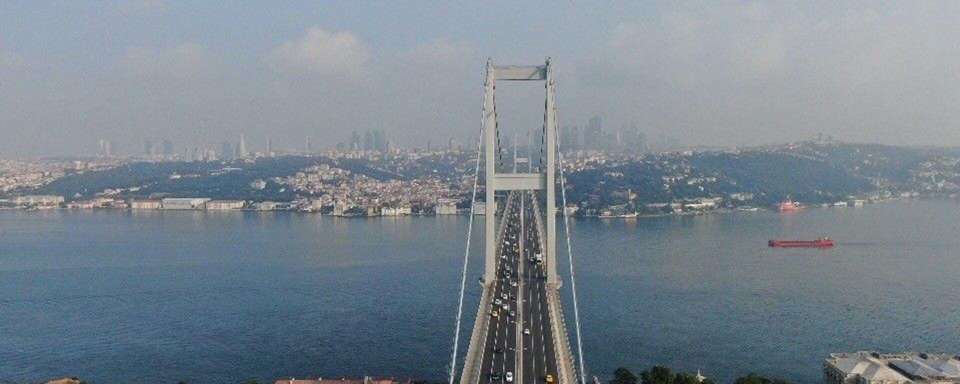 köprü trafik - Sputnik Türkiye, 1920, 23.08.2021