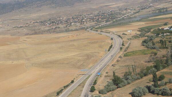 43 ilin geçiş noktası helikopterle havadan denetlendi - Sputnik Türkiye