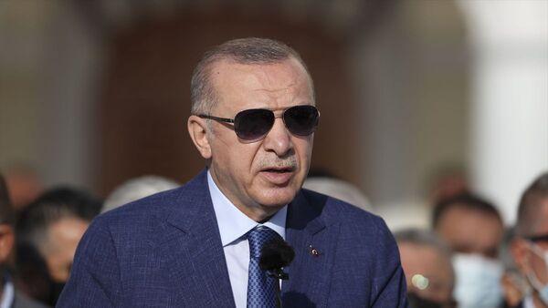 Recep Tayyip Erdoğan - Kıbrıs - Sputnik Türkiye
