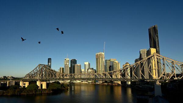 Brisbane  - Sputnik Türkiye