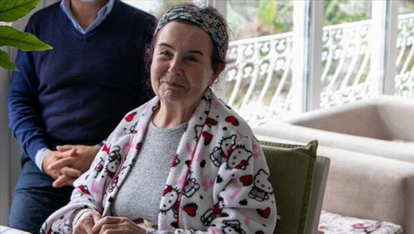 Fatma Girik - Sputnik Türkiye