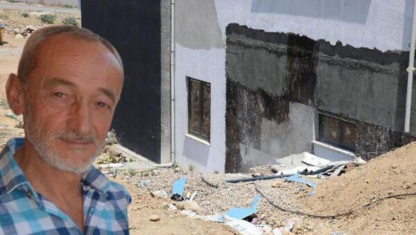 İnşaat işçisi yol kenarında ölü bulundu - Sputnik Türkiye