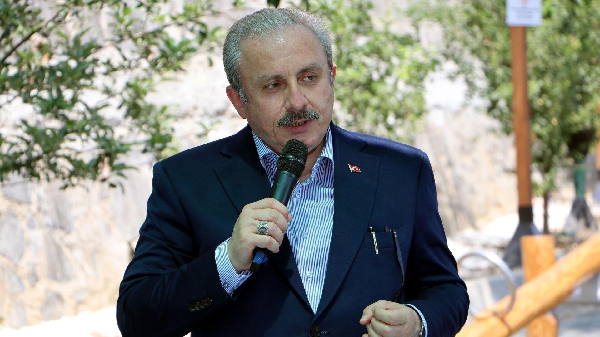 Mustafa Şentop - Sputnik Türkiye, 1920, 05.08.2021