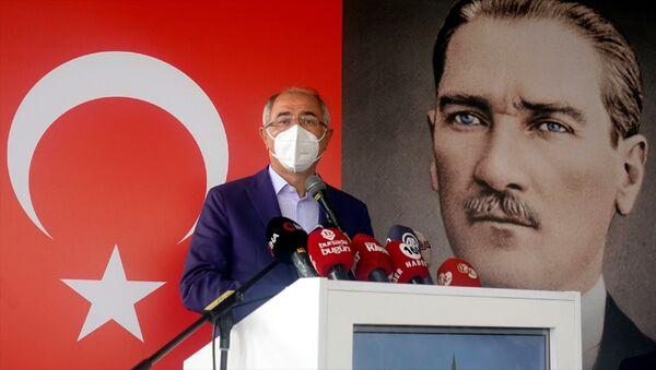 AK Parti Genel Başkan Yardımcısı ve Bursa MilletvekiliEfkanAla - Sputnik Türkiye