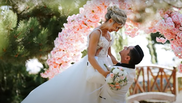 Düğün dansı kursları - Sputnik Türkiye