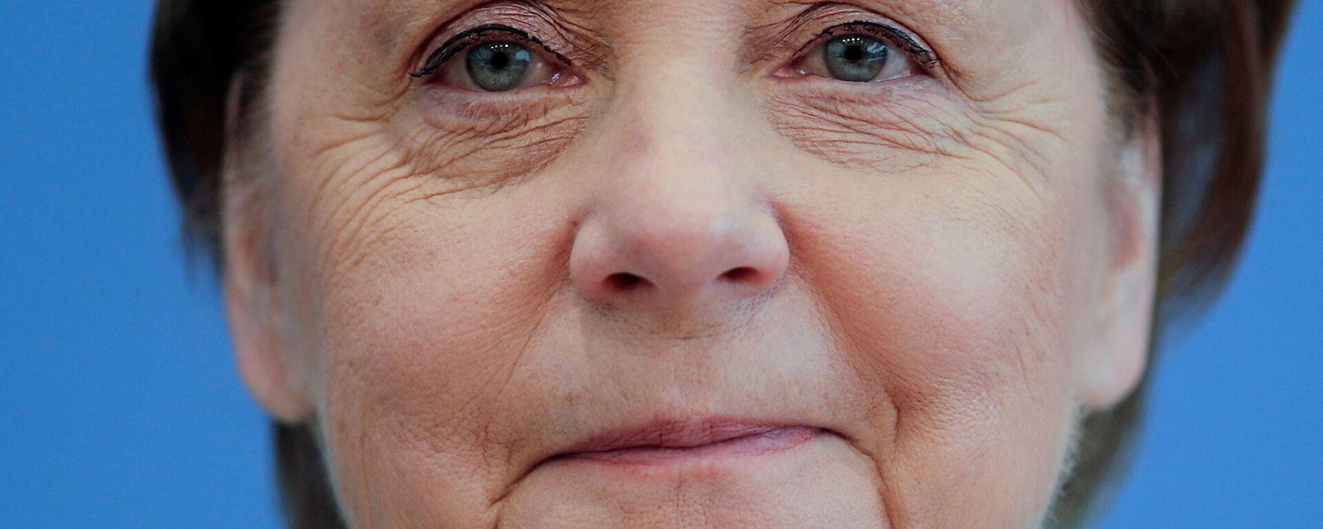 Angela Merkel - Sputnik Türkiye, 1920, 22.09.2021