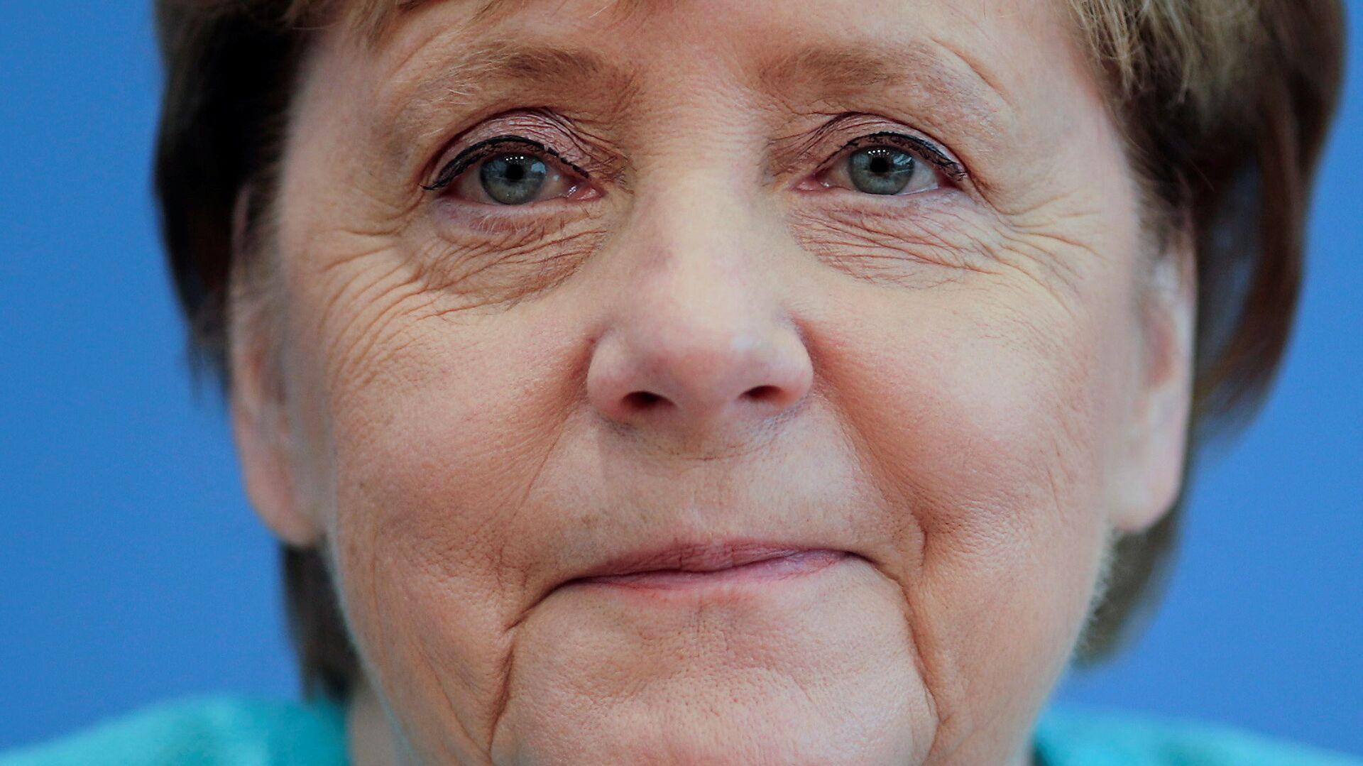 Angela Merkel - Sputnik Türkiye, 1920, 22.07.2021