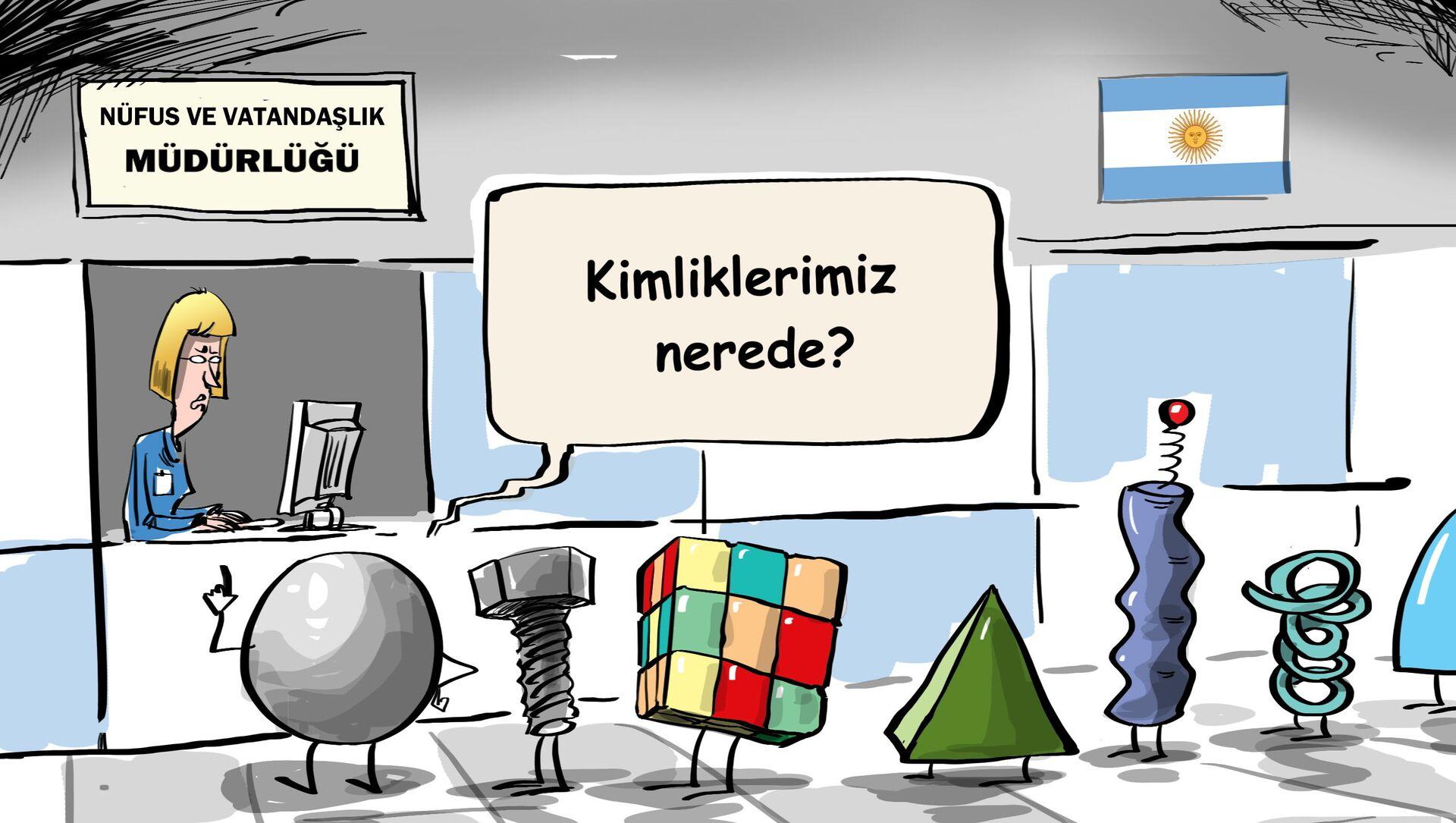 Karikatür - Sputnik Türkiye, 1920, 22.07.2021