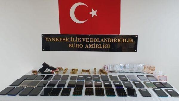 'Kordon çetesine' eş zamanlı baskın: 17 gözaltı - Sputnik Türkiye