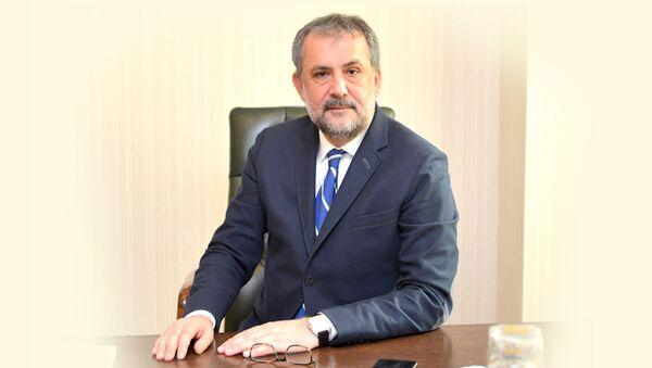 Çevre ve Şehircilik Bakan Yardımcısı Prof. Dr. Mehmet Emin Birpınar - Sputnik Türkiye