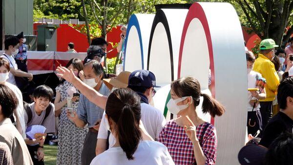 Tokyo 2020 Olimpiyat Oyunları  - Sputnik Türkiye