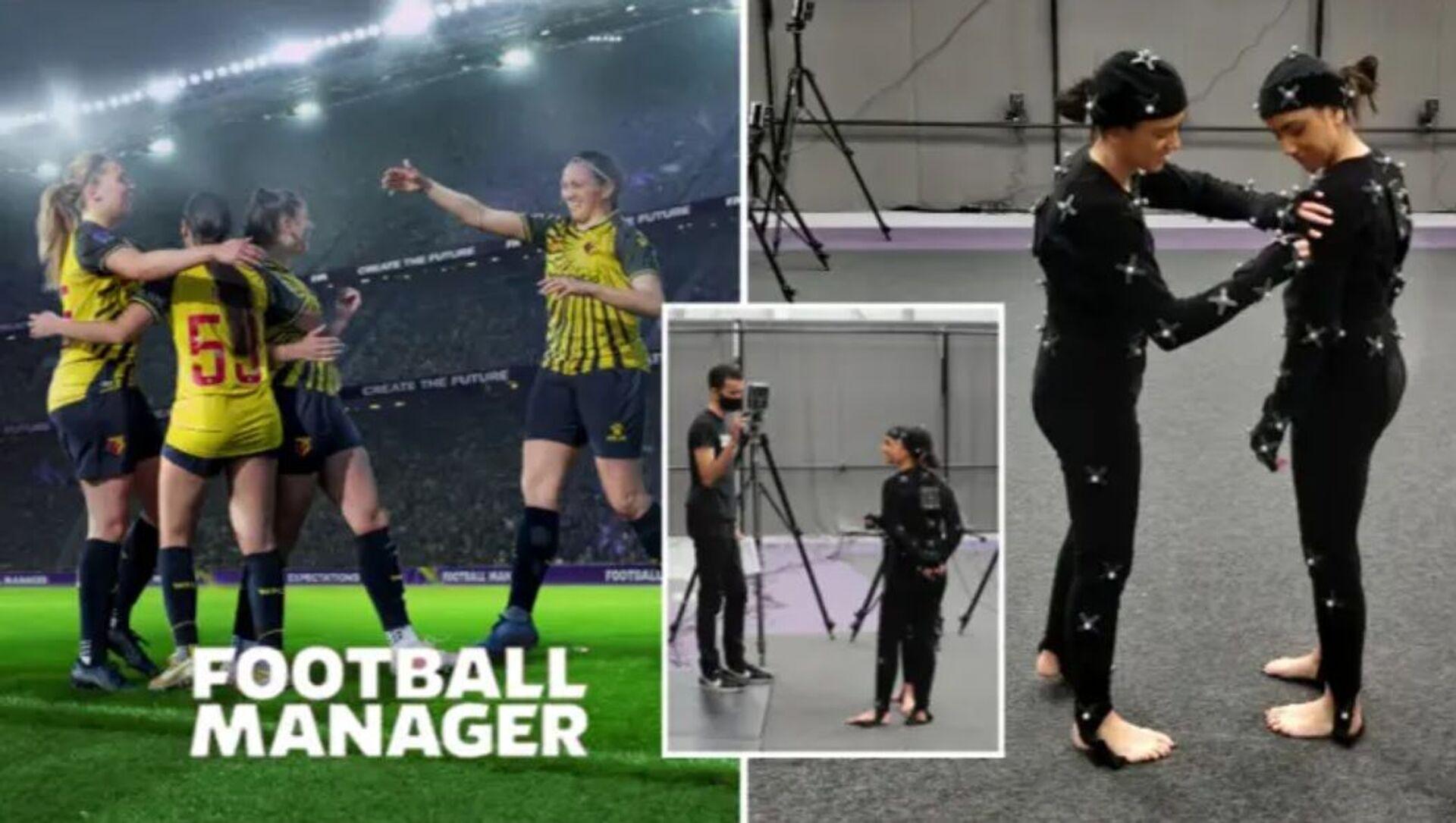 Football Manager kadınlar ligi - Sputnik Türkiye, 1920, 23.07.2021