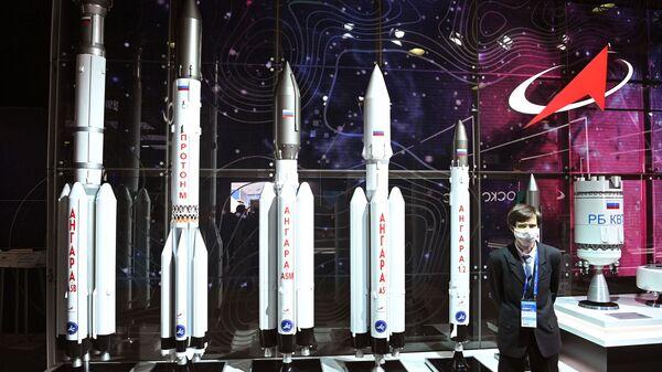 MAKS-2021 Uluslararası Havacılık ve Uzay Fuarı'ndan renkli kareler - Sputnik Türkiye
