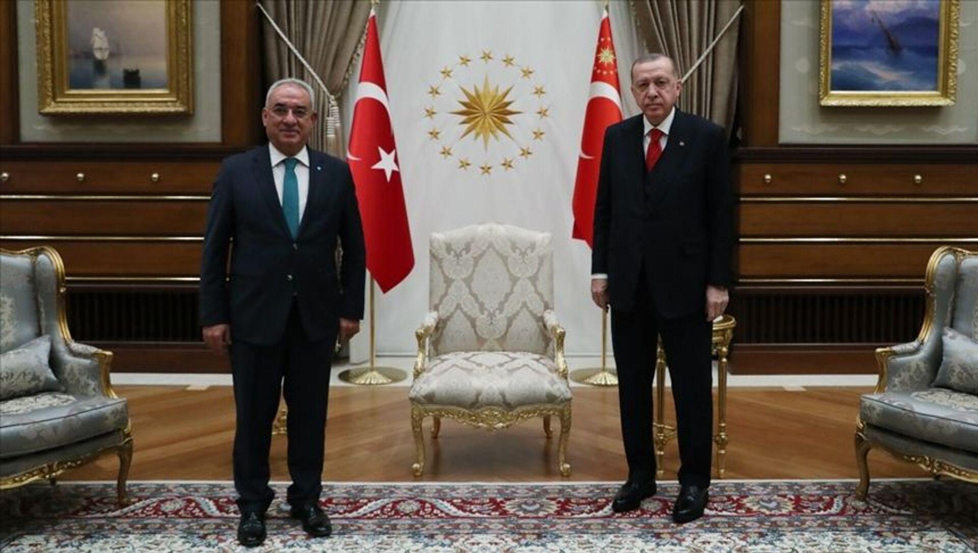 önder aksakal - Sputnik Türkiye, 1920, 26.07.2021