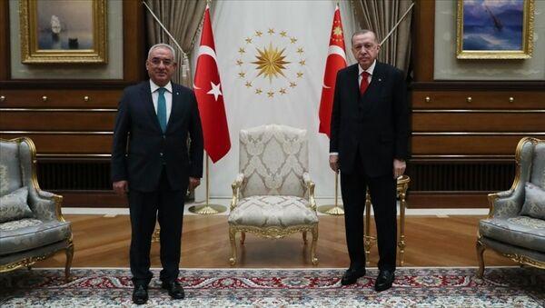önder aksakal - Sputnik Türkiye