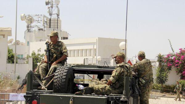 BM, Tunus'taki taraflara şiddetten kaçınma çağrısı yaptı - Sputnik Türkiye