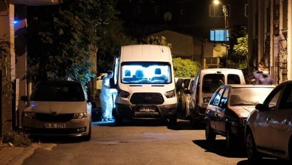 Sarıyer'de kadın cinayeti - Sputnik Türkiye