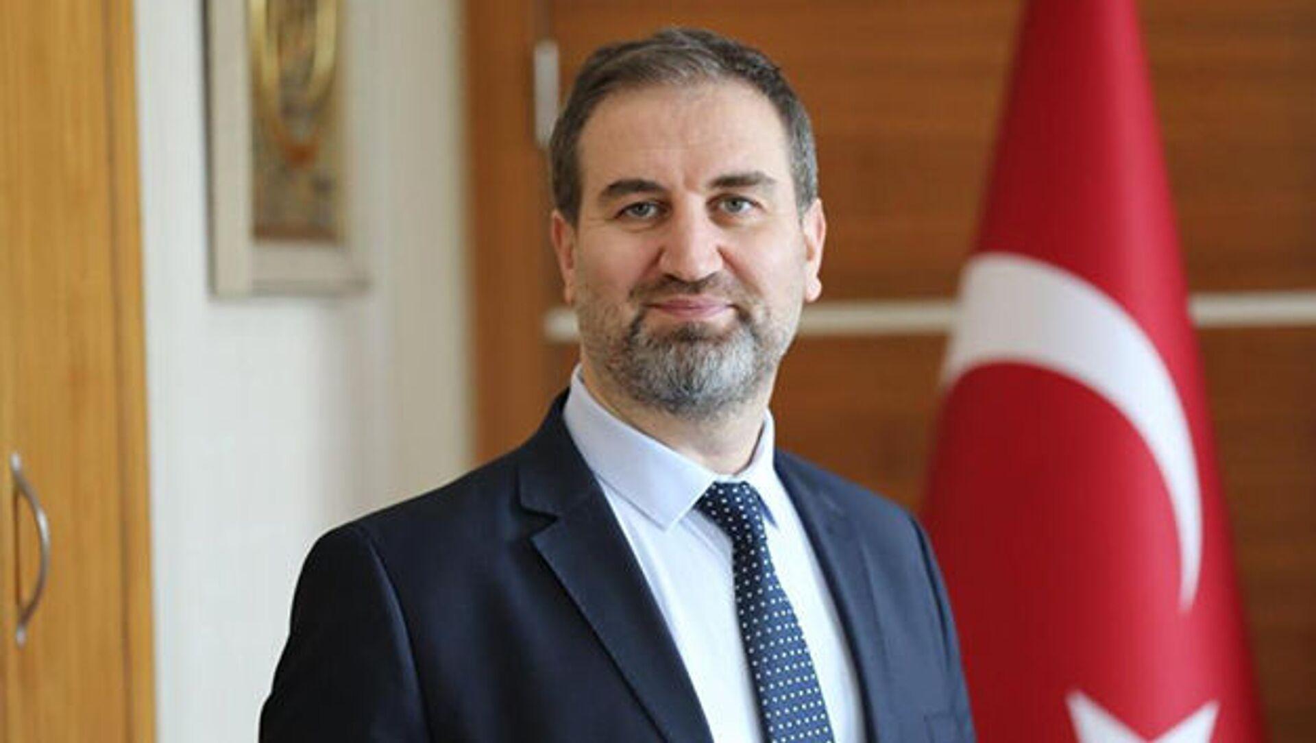 AK Parti Genel Başkan Yardımcısı Mustafa Şen - Sputnik Türkiye, 1920, 27.07.2021
