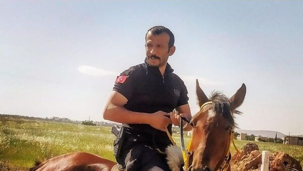 MHP Esenler İlçe BaşkanıSuat Yılmaz - Sputnik Türkiye