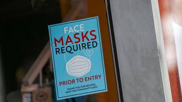 ABD - koronavirüs - maske zorunluluğu - Sputnik Türkiye