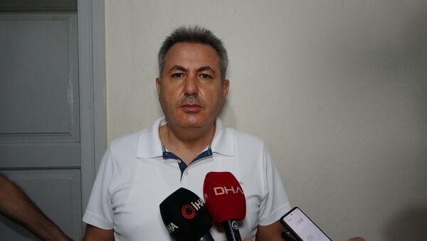 Adana Valisi Süleyman Elban - Sputnik Türkiye