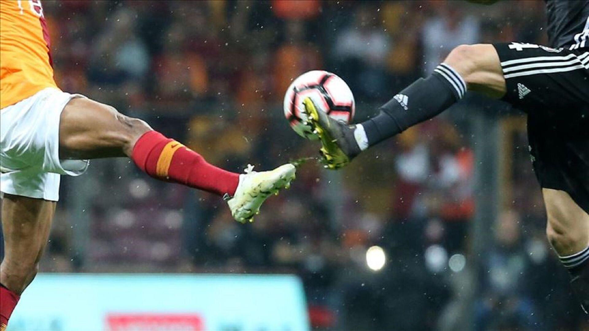 Beşiktaş-Galatasaray - Sputnik Türkiye, 1920, 29.07.2021