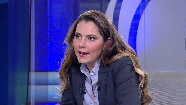 TÜSİAD Baş EkonomistiGizem Öztok Altınsaç - Sputnik Türkiye