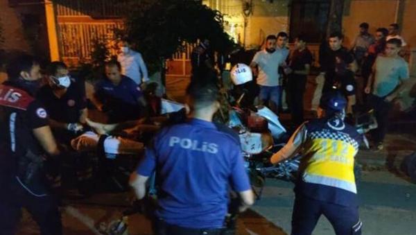 Balkondan rastgele ateş eden kişi kendini vurarak yaşamını yitirdi - Sputnik Türkiye