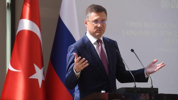 Rusya Başbakan Yardımcısı Aleksandr Novak - Sputnik Türkiye