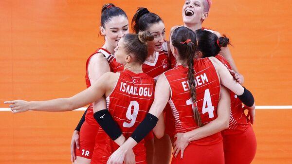 Türkiye A Milli Kadın Voleybol Takımı, - Sputnik Türkiye
