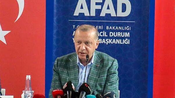 Recep Tayyip Erdoğan - Marmaris - Sputnik Türkiye