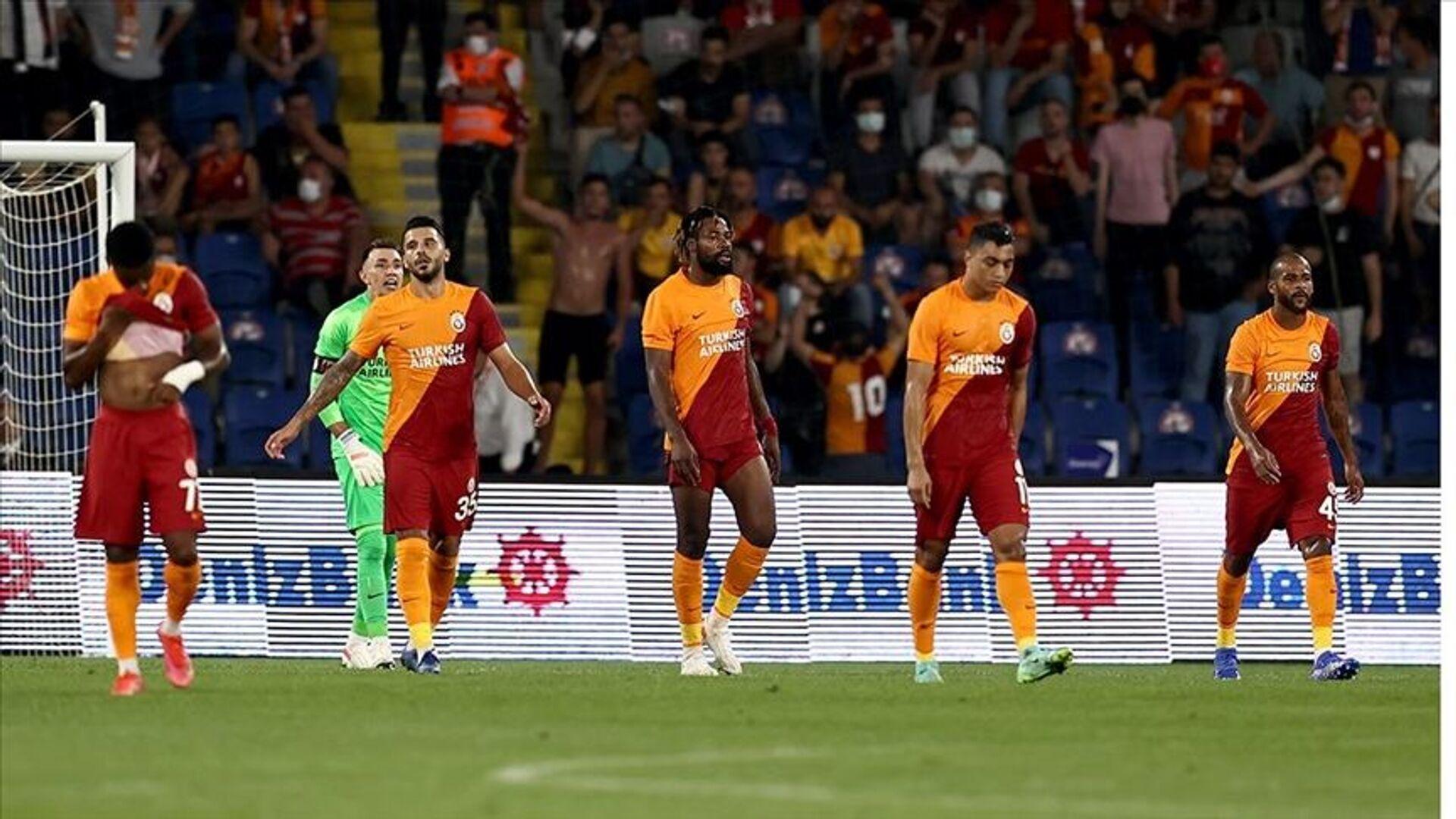 Galatasaray, PSV maçı - Sputnik Türkiye, 1920, 12.08.2021