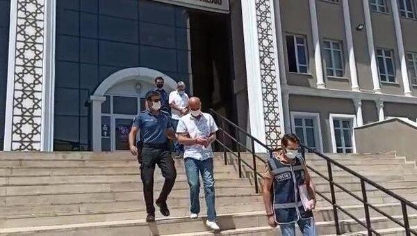 236 yıl hapis cezasıyla aranan internet dolandırıcısı yakalandı - Sputnik Türkiye