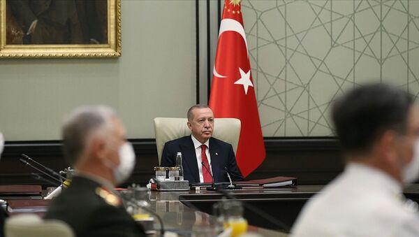 Recep Tayyip Erdoğan - YAŞ - Sputnik Türkiye