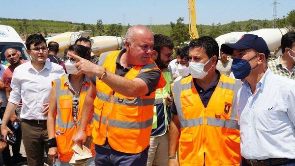 Ahmet Aras - Sputnik Türkiye
