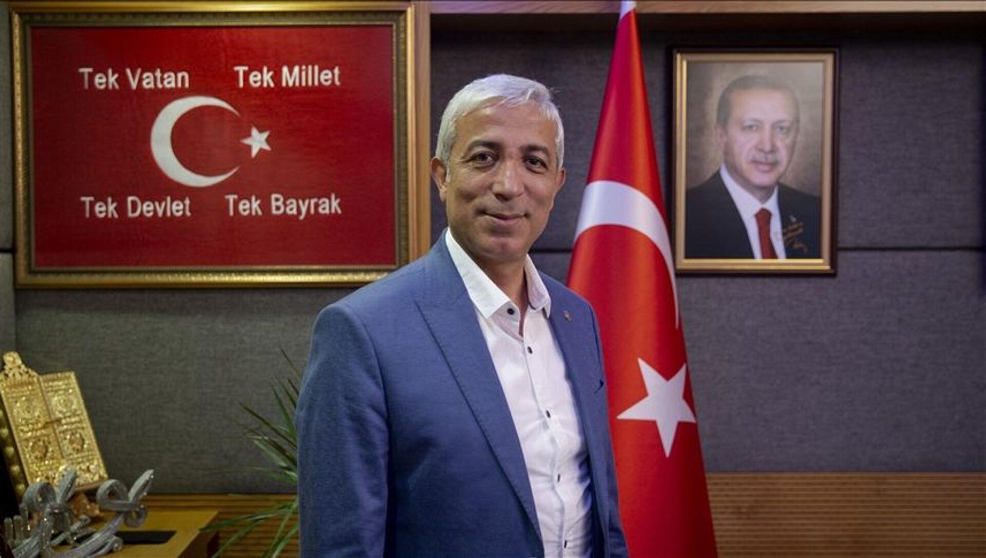 Yunus Kılıç - AK Parti - Sputnik Türkiye, 1920, 03.08.2021