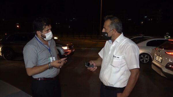 Riskli gruptaki otobüs şoförü direksiyon başında yakalandı - Sputnik Türkiye
