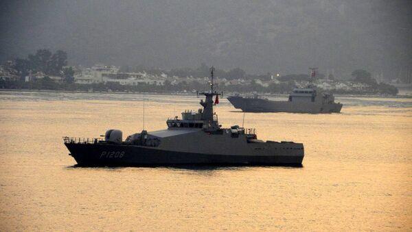 Çıkarma gemisi - Sputnik Türkiye