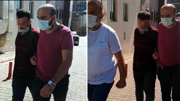 19 yıl hapis cezasıyla aranan hükümlü, televizyon izlerken yakalandı - Sputnik Türkiye