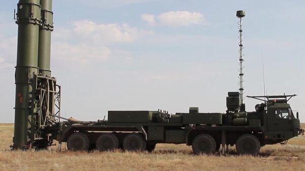 Rusya S-500 Hava Savunma Sistemi  - Sputnik Türkiye