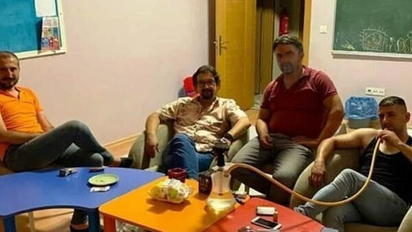 Düzce'de 'sınıfta nargile içme' soruşturması  - Sputnik Türkiye