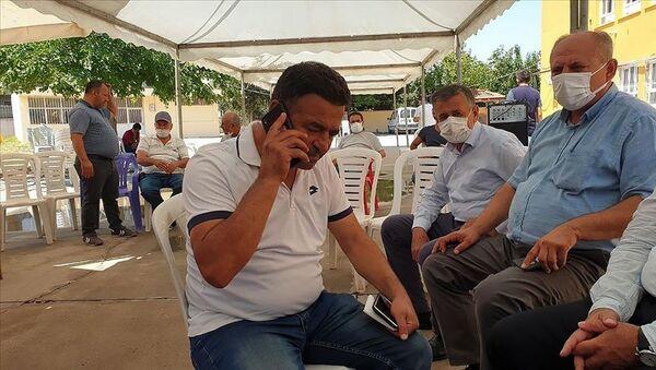 Azra Gülendam Haytaoğlu'nun babasıMustafa Haytaoğlu - Sputnik Türkiye
