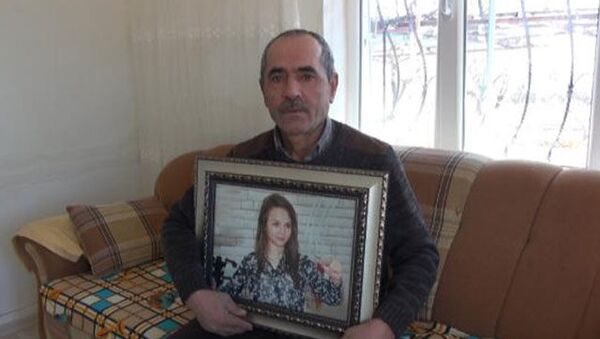 Aleyna Çakır'ın babası - Sputnik Türkiye