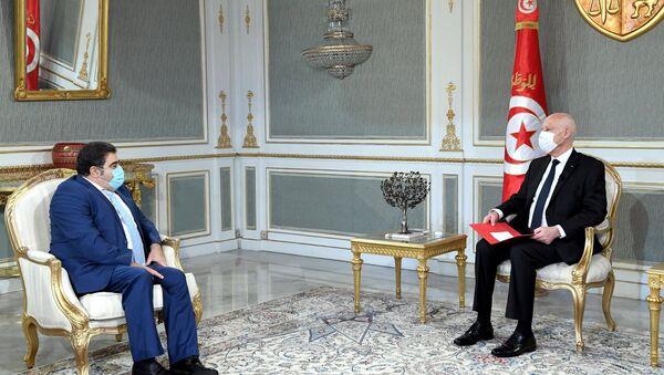 Tunus Cumhurbaşkanı Said: Dürüst ve kararlı olanlar dışında diyalog yok - Sputnik Türkiye